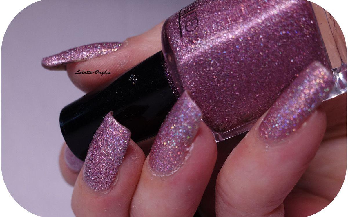 Glitter Gal Fuchsia Sparkle