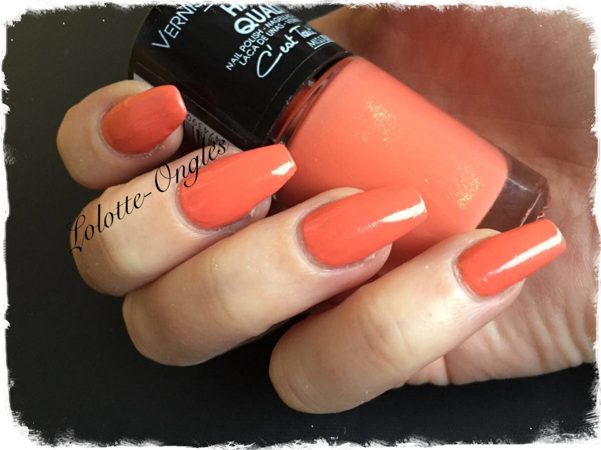 Swatch Orange Sunrise