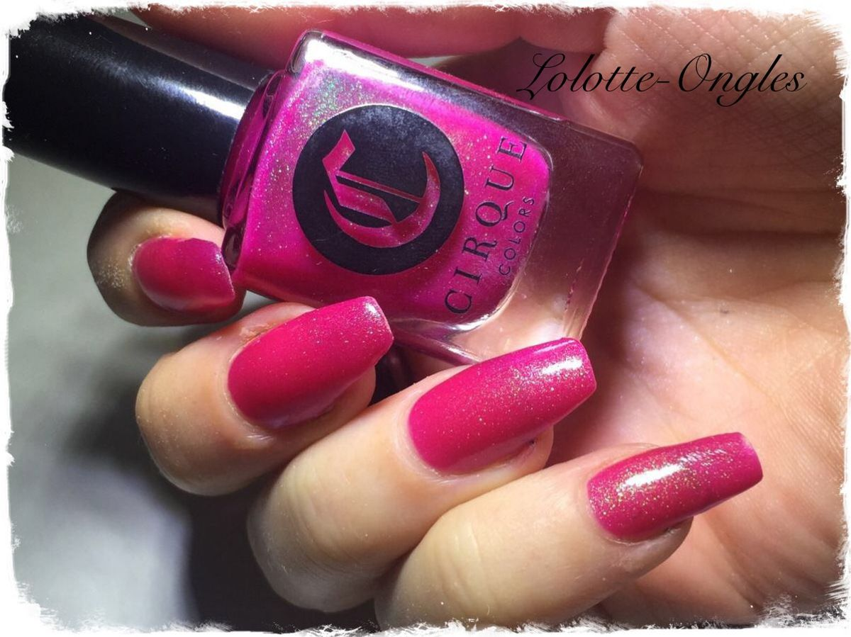 Swatch Cirque Dear Dahlia