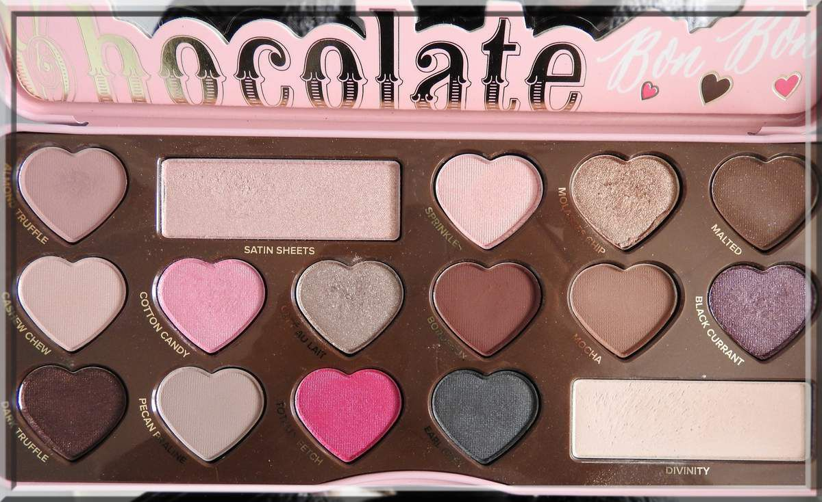 Revue Chocolate Bon Bons Too Faced