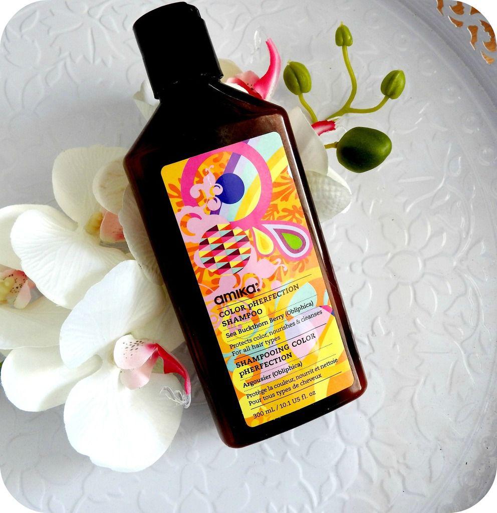 Shampoing Color pHerfection de chez Amika