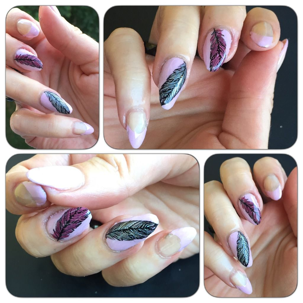Accent Nails Plumes