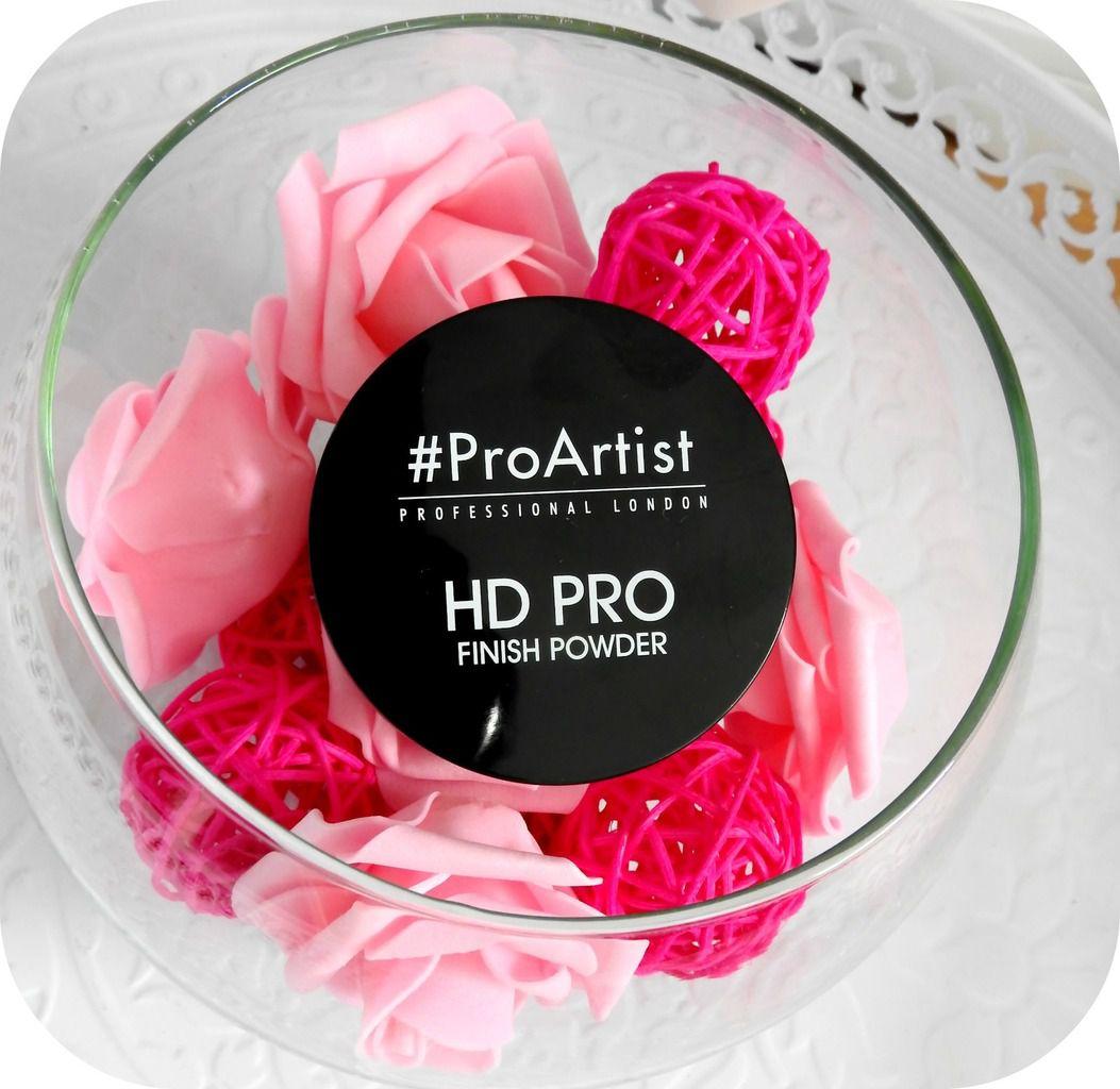 HD Pro Finish Loose Powder Banana de chez Proartist Freedom