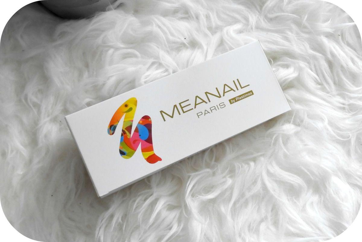 Kit vernis semi permanent de la marque Meanail (Petit prix)