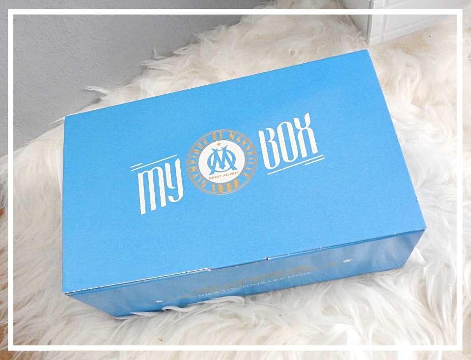 La box MyOMbox du mois d'Octobre