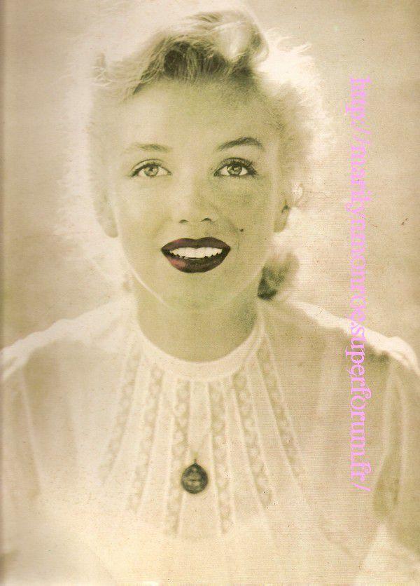 Album de photos : Marilyn mannequin couleurs