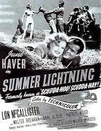 Scudda Hoo ! Scudda Hay ! (Summer Lightning)(Bagarre pour une blonde)