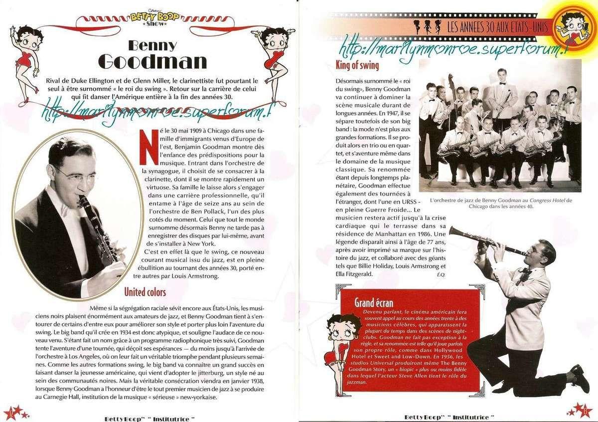 Betty Boop, l'autre pin-up : son époque