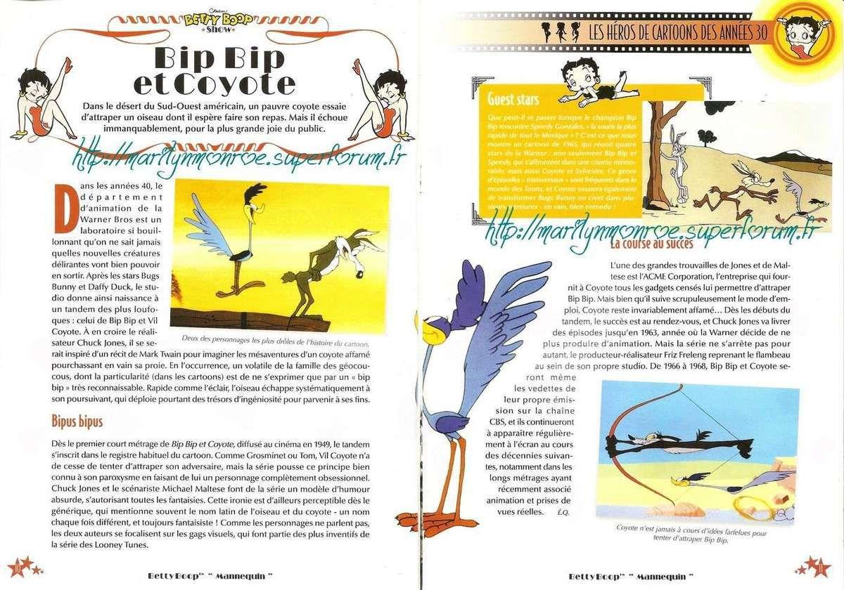 Betty Boop, l'autre pin-up : ses amis et collègues