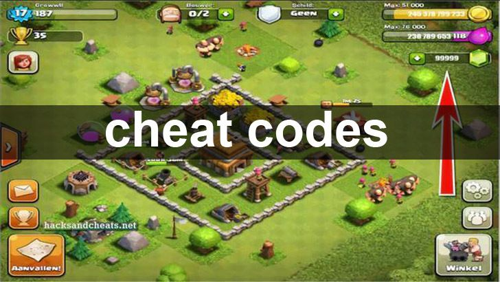 My list of clash of clans astuce and tricks methods