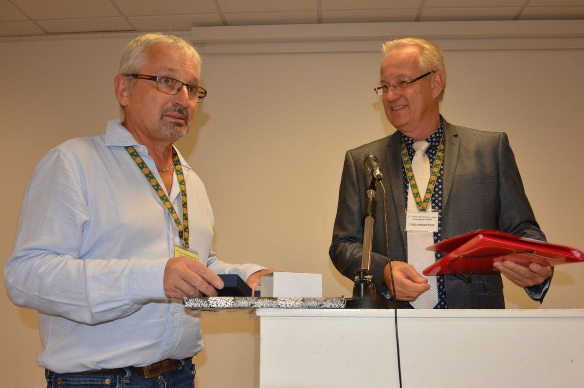 Trois Rhône-Alpins honorés de la médaille de la Fédération