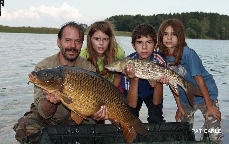 Partie de Pêche été 2014