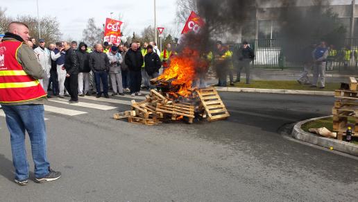 Grève du 27 mars