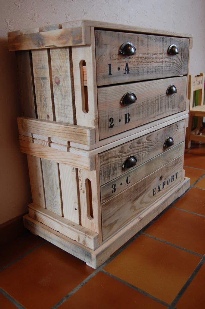 meubles en bois de palette meubles en bois de palette. Black Bedroom Furniture Sets. Home Design Ideas