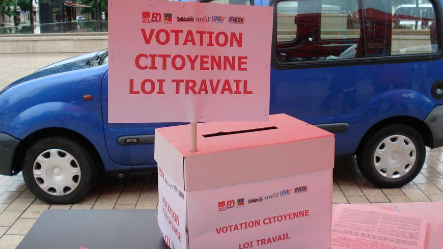 Votation citoyenne en ligne