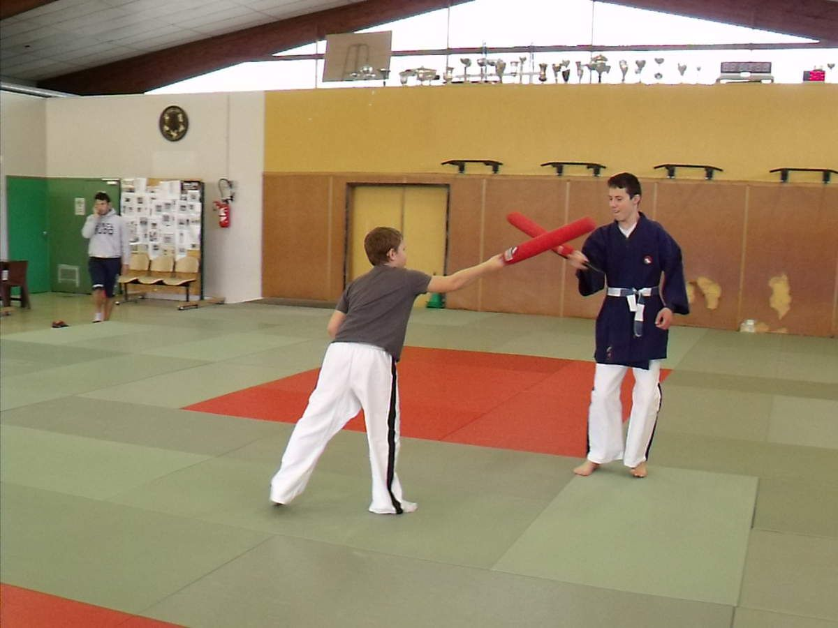 Petites photos d'entraînements !
