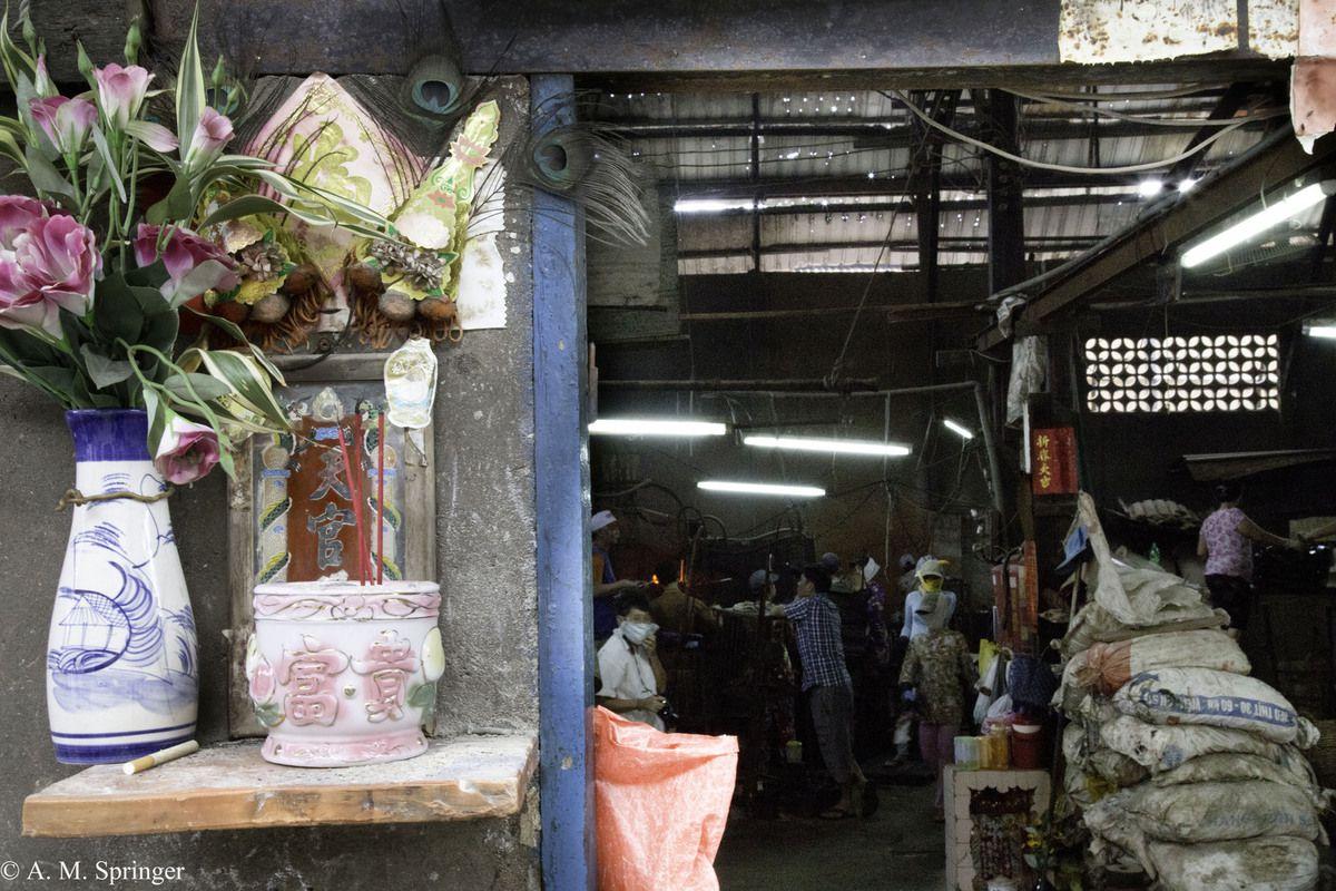 VIETNAM : SAIGON - Les souffleurs de verre - 1.