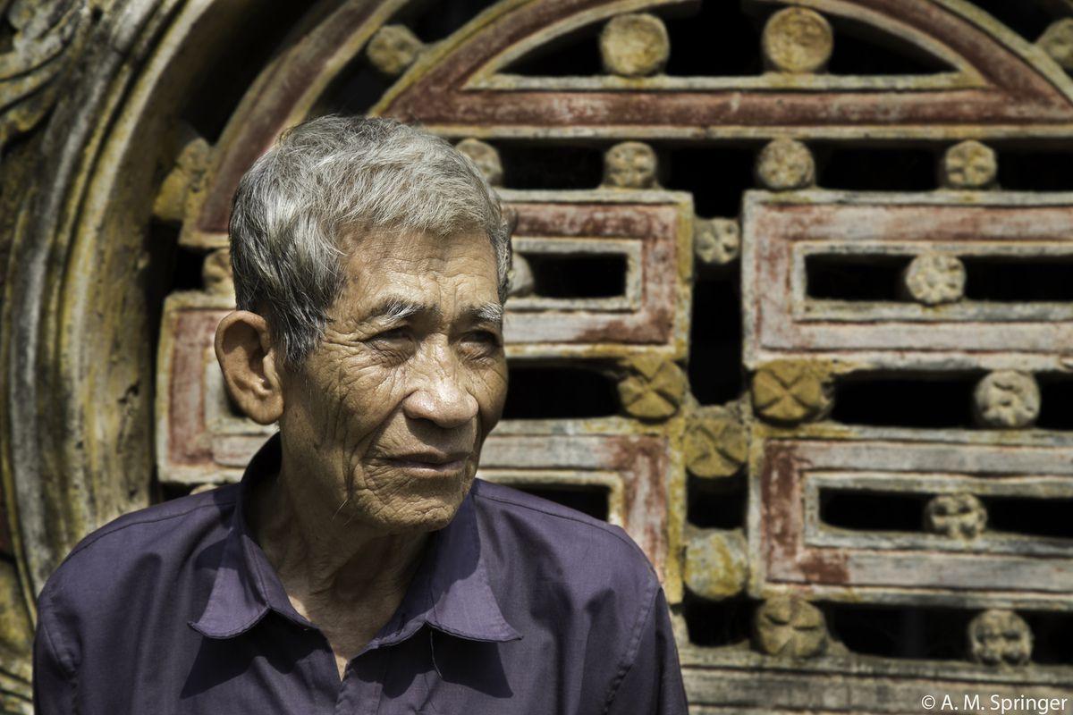VIETNAM : villages autour d'Hanoï 1: Cự Đà