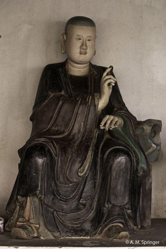 VIETNAM : Đường Lâm - Les Arhats de la pagode Mia