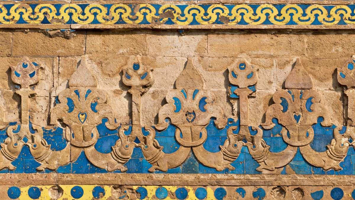 La forteresse colorée : Inde - Madhya Pradesh - Gwalior