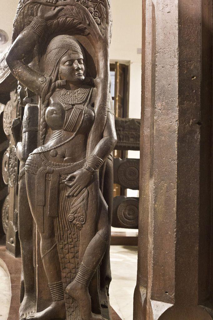 L'écrin du stupa : Inde - west bengal - Kolkata - Indian Museum