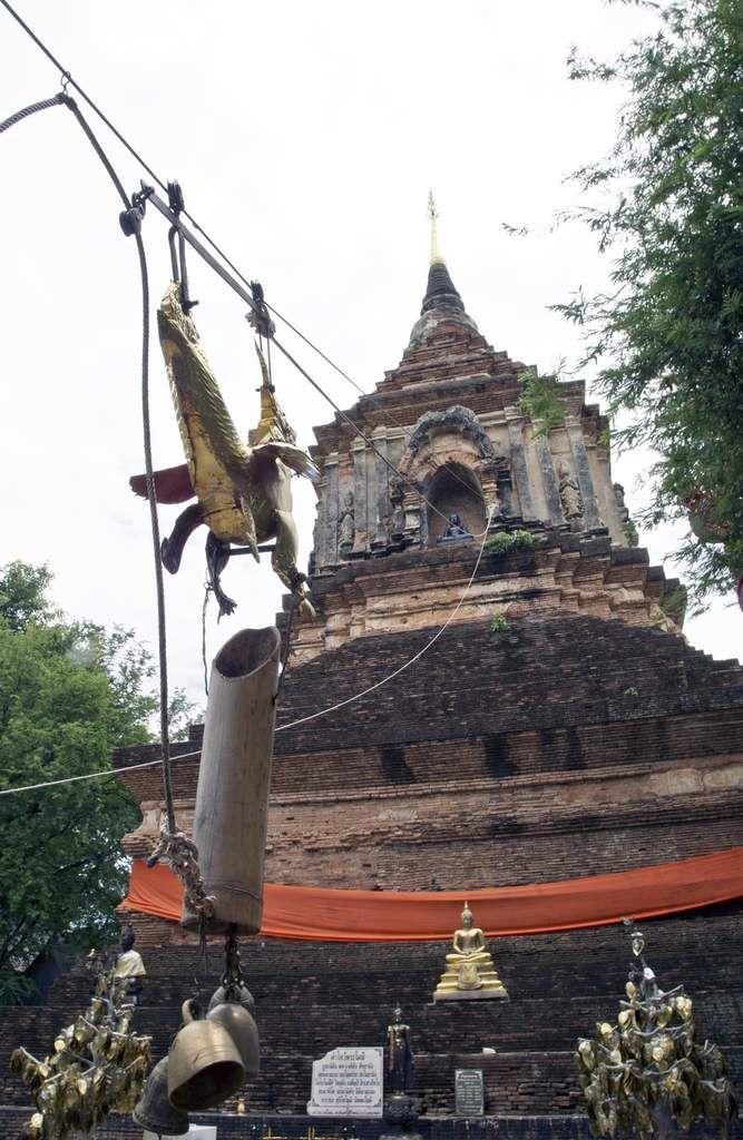 Promenade photographique dans les wats de Chiang Mai  - Première partie - Thaïlande