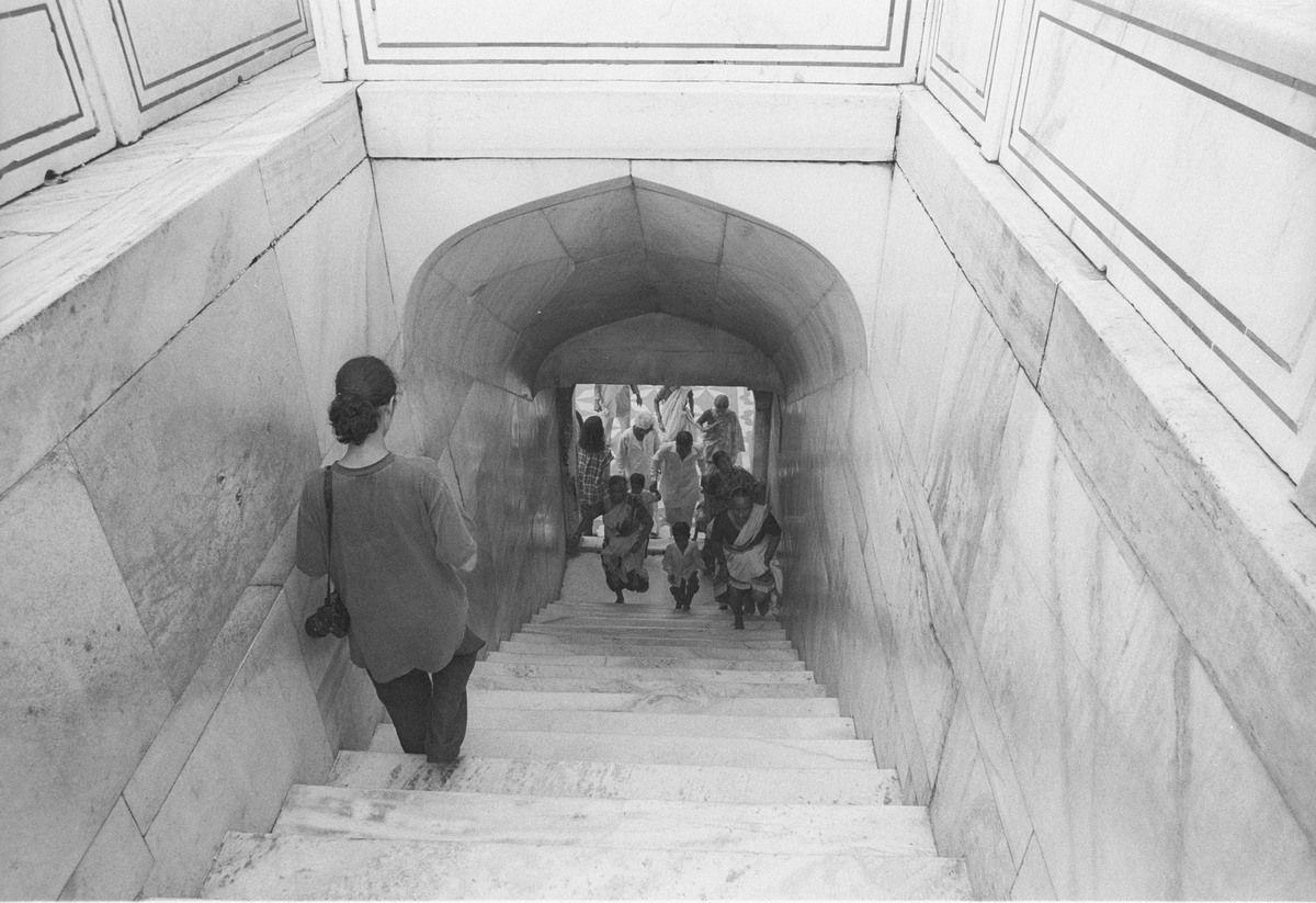 Le rêve du Paradis : Inde - Uttar Pradesh - Agra - Taj Mahal