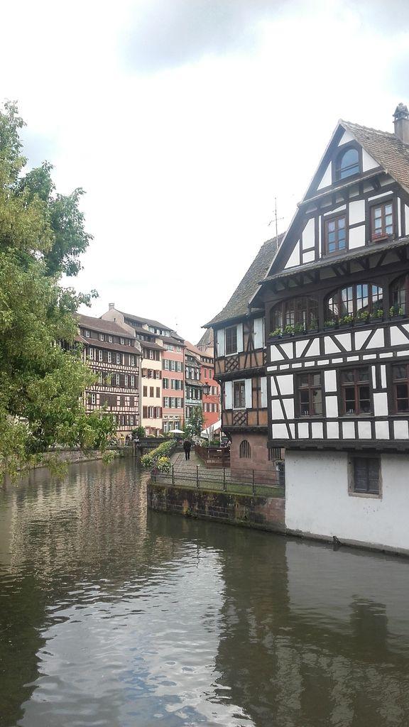 Strasbourg et ses colombages