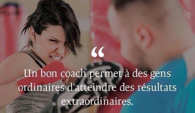 Les coachs sportifs