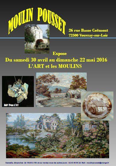 le Moulin Pousset