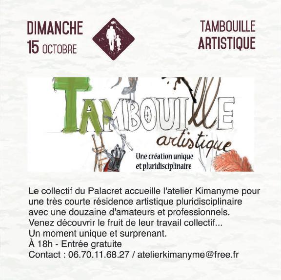 Tambouille artistique