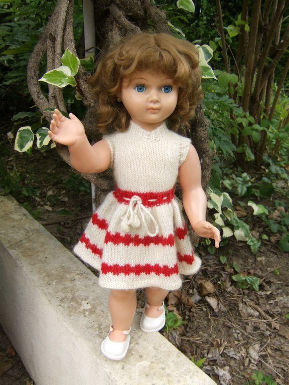 Poupée Bella Héléna 60 cm. Baptisée Antonietta (comme une de mes tante)