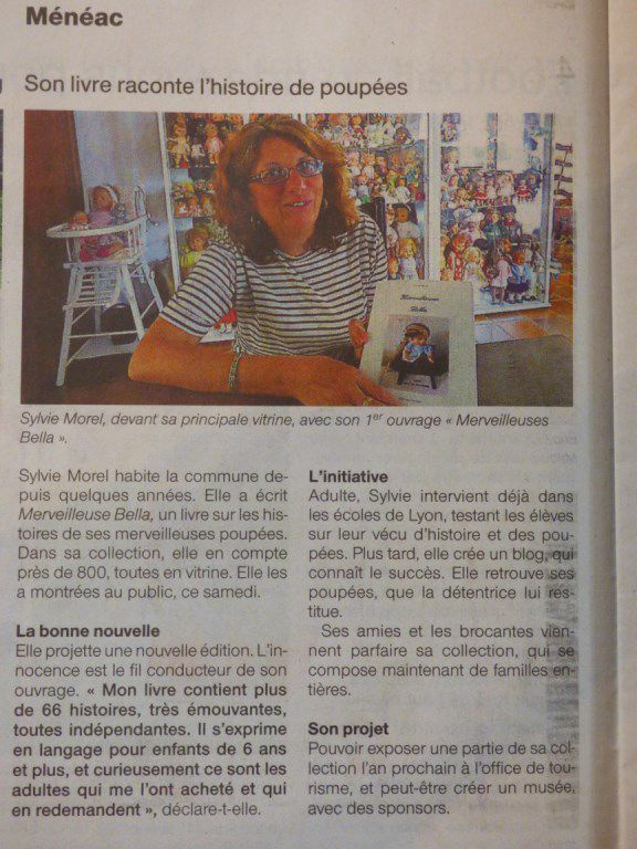 Ouest France n° 21868 du 15 juin 2016