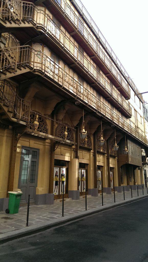 Le Théâtre des Variétés au Palais Royal