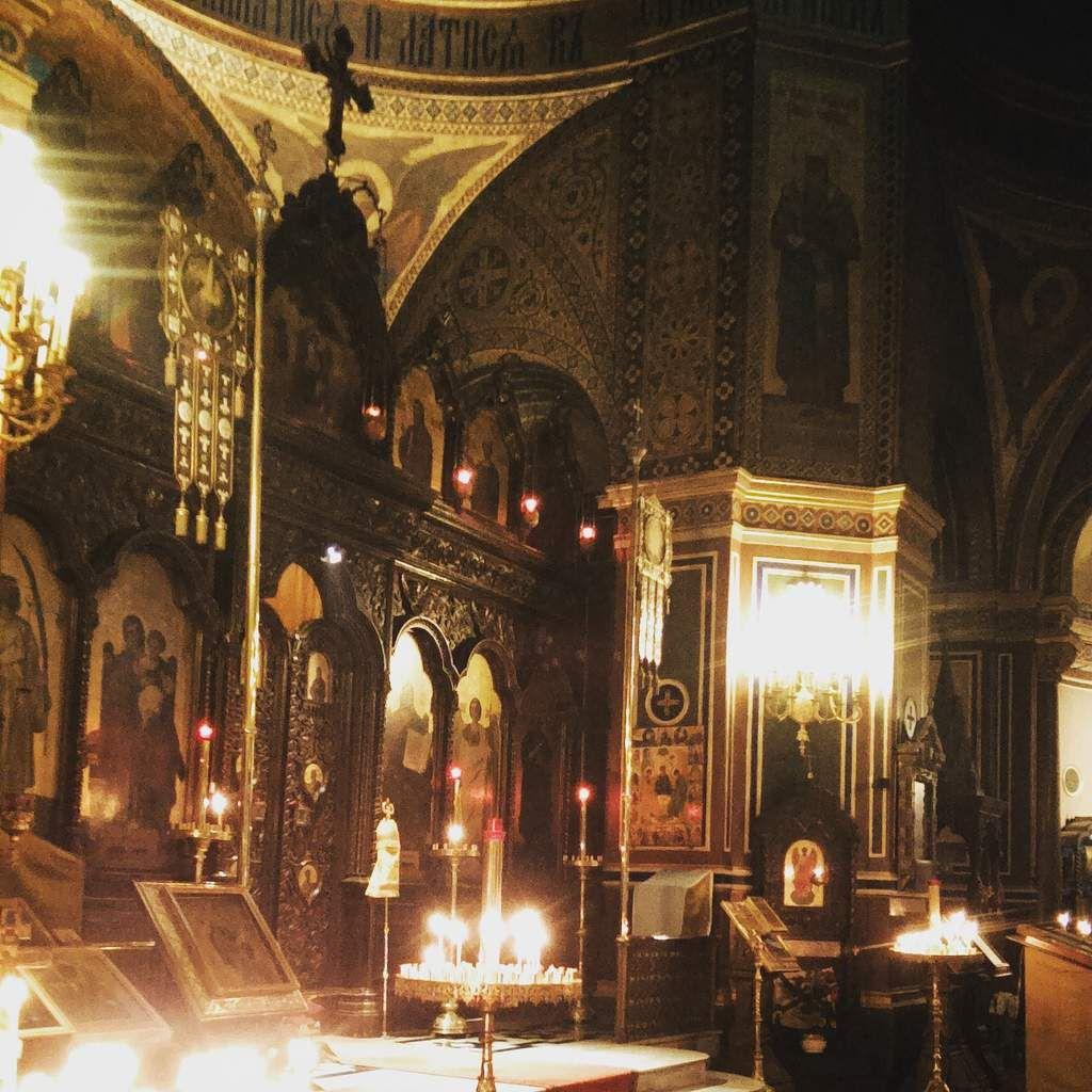 La Cathédrale SAINT ALEXANDRE NEVSKI
