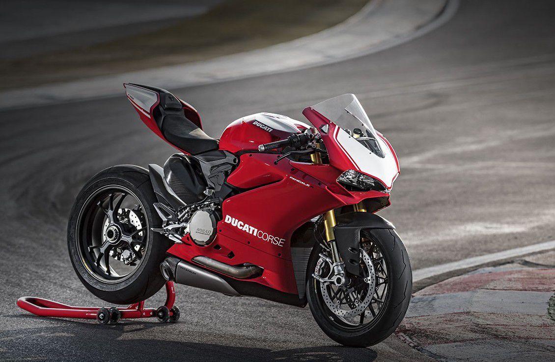 5 motos pour un garage parfait?