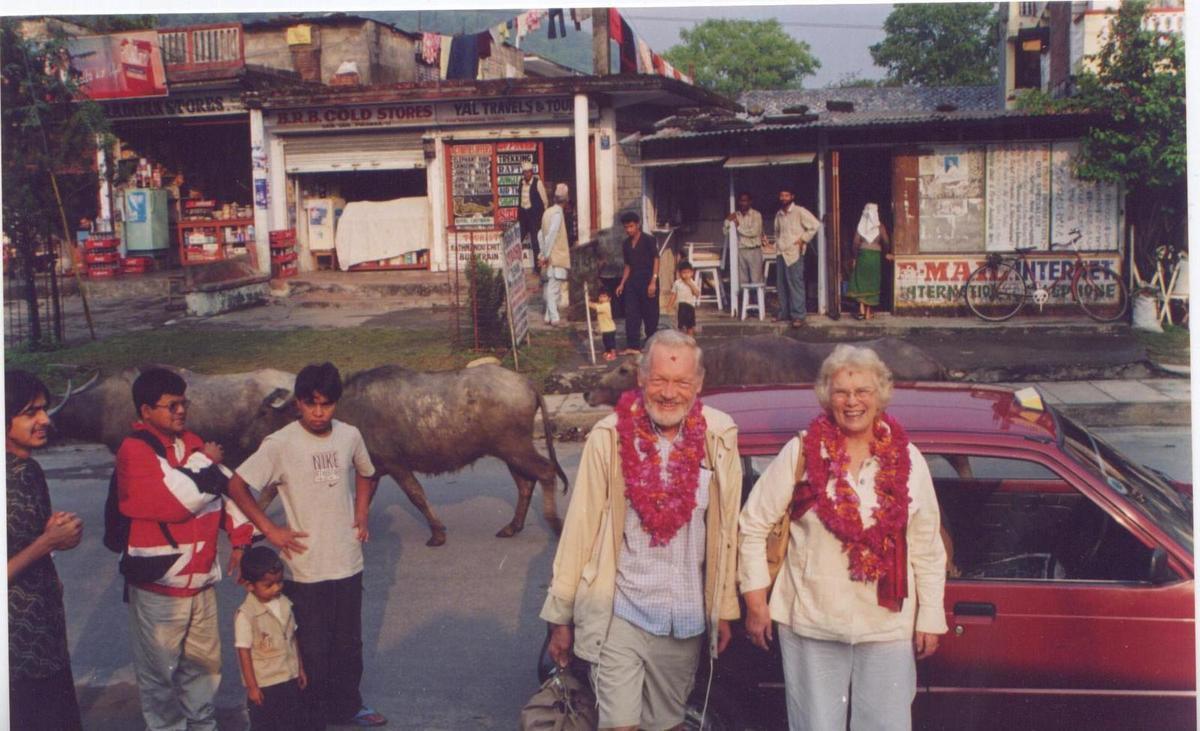 Nepal - przed tragedią
