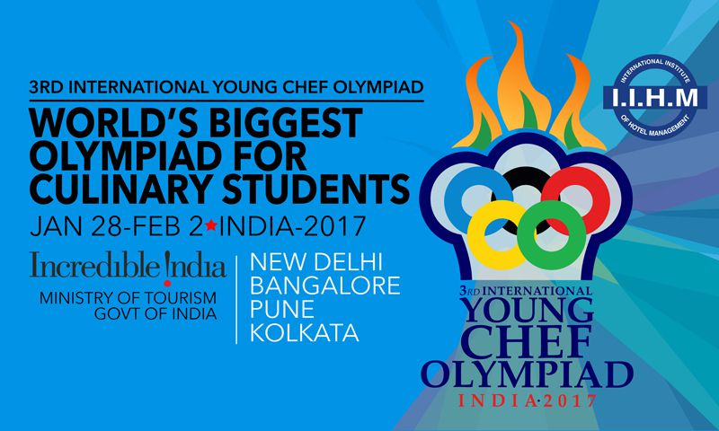 Young Chef Olympiad 2017 India - Mauritius