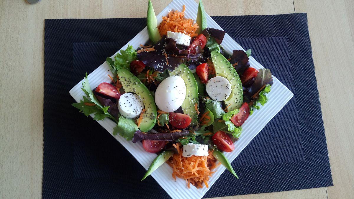 Salade composée ~ 14