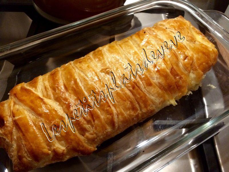Feuillet jambon pommes de terre et fromage de raclette - Temps cuisson pomme de terre raclette ...