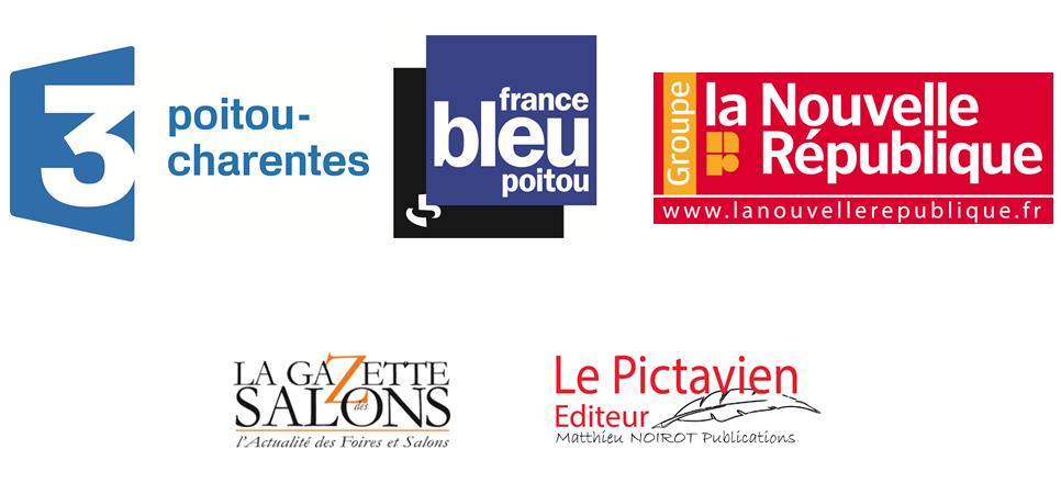 Les partenaires de la Foire d'Automne de Poitiers