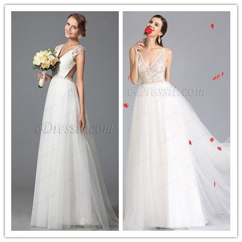 http://www.edressit.com/edressit-simple-v-cut-lace-beach-embroidery-wedding-gown-bridal-dress_p3816.html