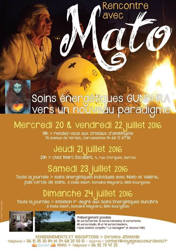 Carcassonne du 20 au 24 juillet