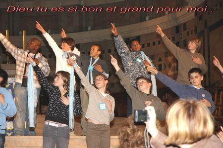 Apprenons les chants du rassemblement du 11 Avril à Lisieux !