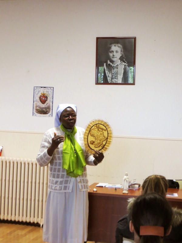 Echos du Rassemblement Missionnaire LISIEUX NORMANDIE 2015