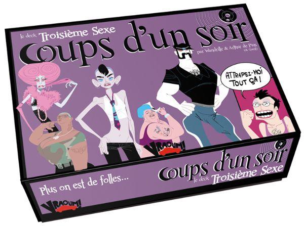 Coups d'un soir, version LGBT : Le jeu !