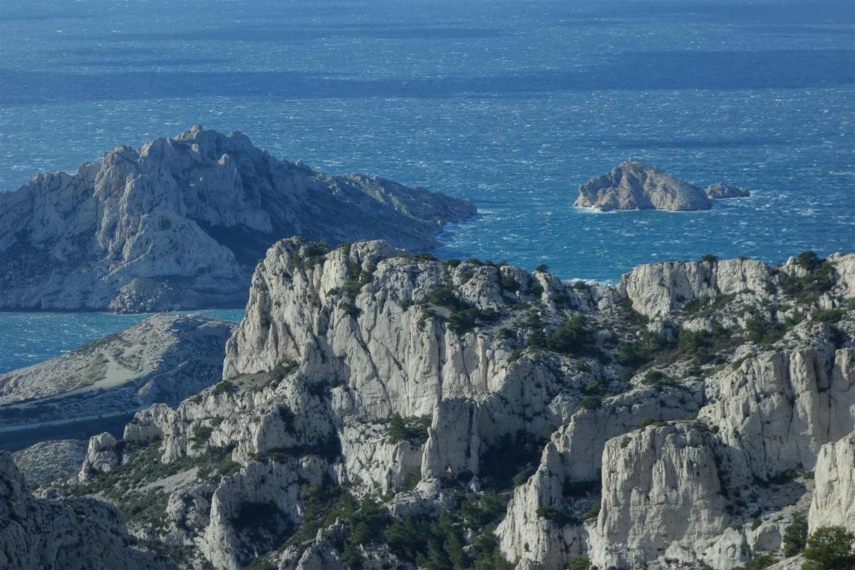 paysages en haut du vallon de la Mounine