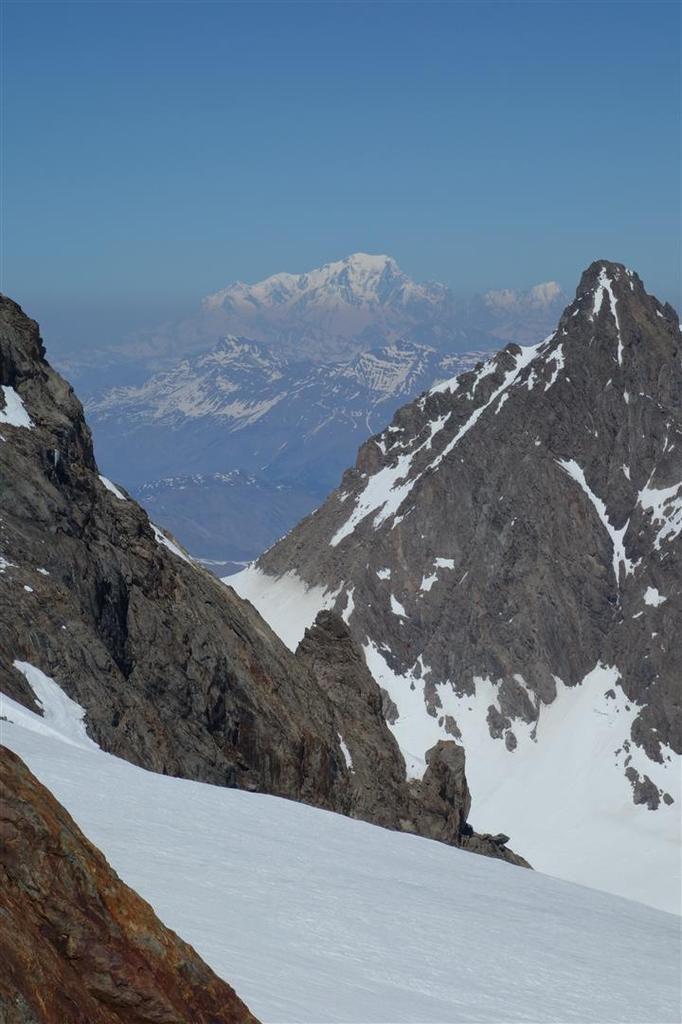 sur le glacier des Malatres