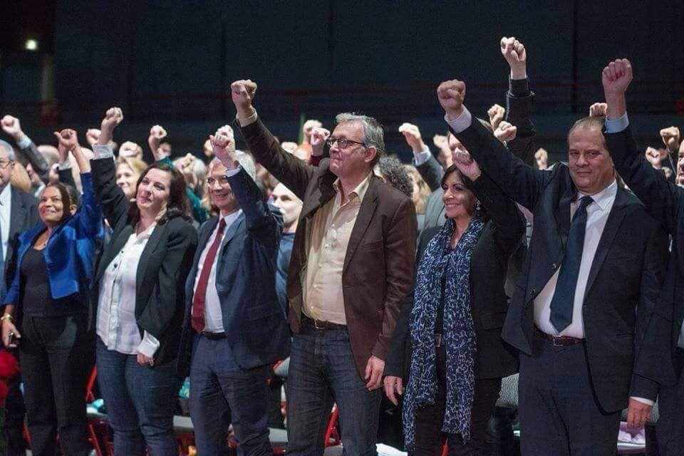Meeting électoral de la gauche plurielle du 10 décembre 2015