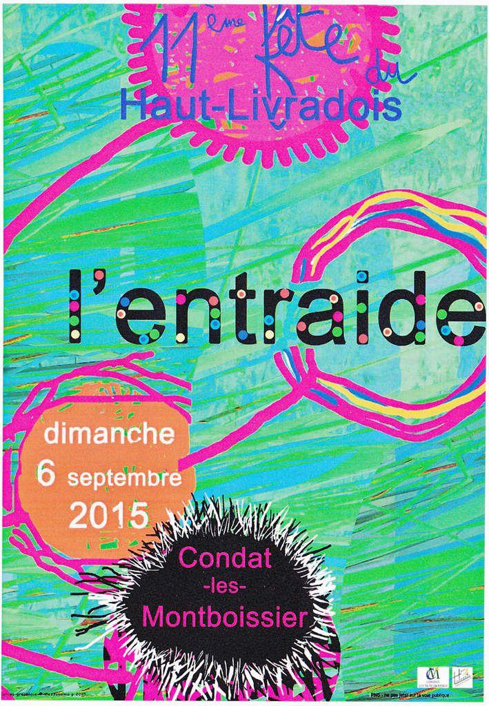 11e Fête du Haut-Livradois à Condat-les-Montboissier